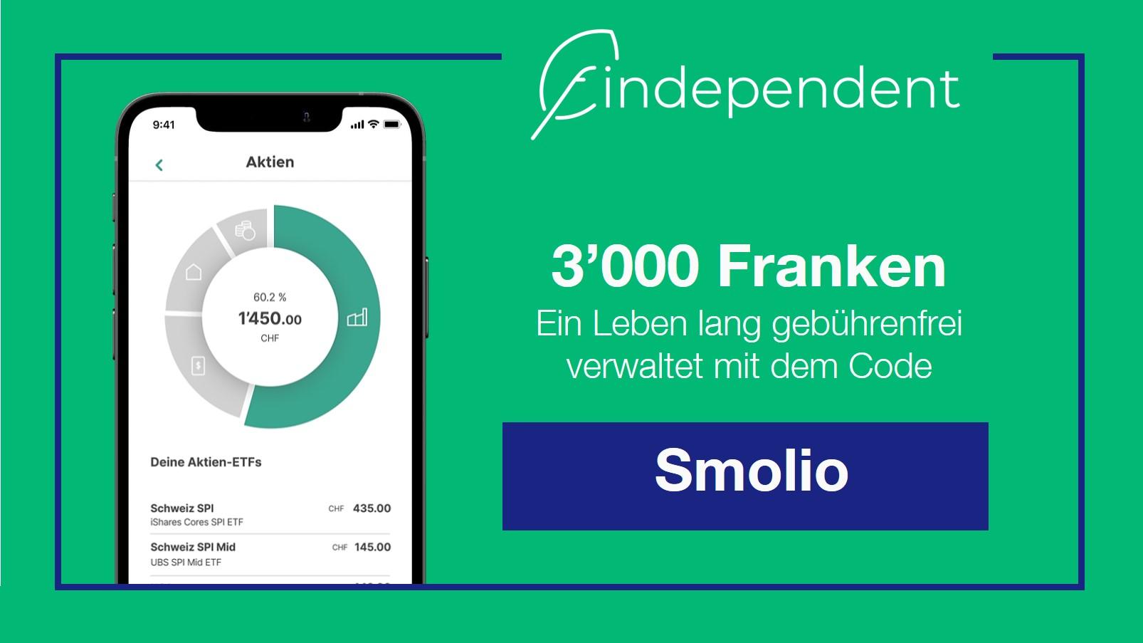 findependent Anlage-App Code